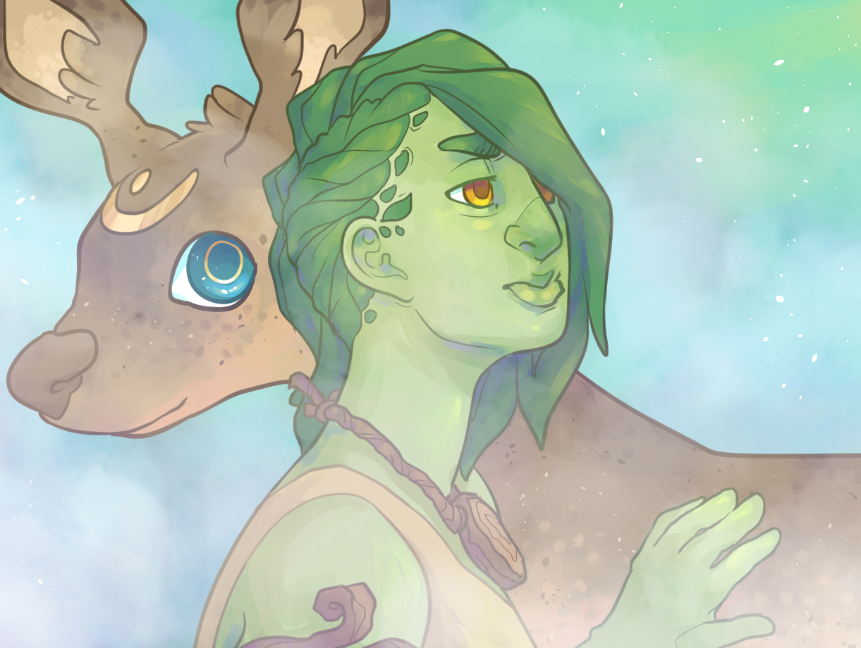 Slightly Eccentric Webcomic Banner Crop